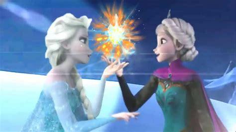 Fire Elsa X Ice Elsa
