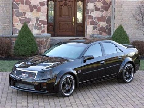 supercharged cadillac cts  procharger