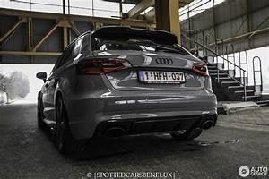 Audi Rs3 Sportback 2017 : audi rs3 sportback 8v 20 december 2017 autogespot ~ Medecine-chirurgie-esthetiques.com Avis de Voitures