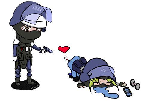 Rainbow Six Siege Duos