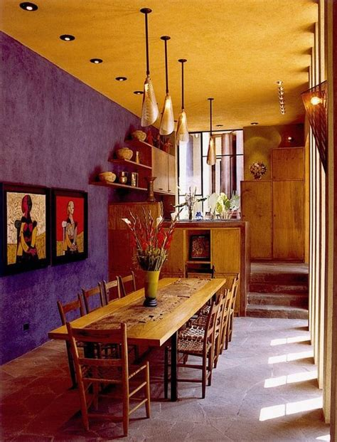 mexican interior designs  spanish colonial native