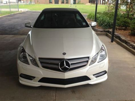 Every used car for sale comes with a free carfax report. Purchase used 2013 MERCEDES-BENZ E550 CABRIOLET in Monroe, Louisiana, United States, for US ...