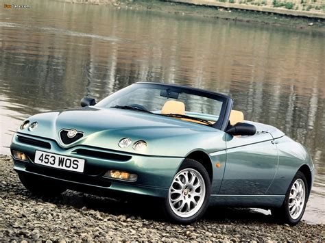 2003 Alfa Romeo Spider Photos, Informations, Articles