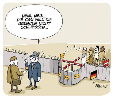 fluechtlinge feicke cartoons