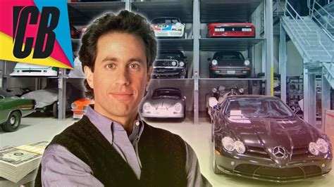 jerry seinfeld net worth car collection house
