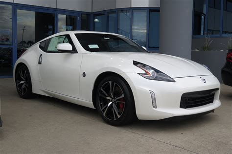 New 2018 Nissan 370z Coupe Sport 2dr Car In Roseville