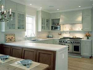 Wallpapers, Download, U, Shaped, Kitchen, Designs, Pictures