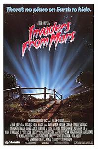 Invaders from Mars movie posters at movie poster warehouse ...