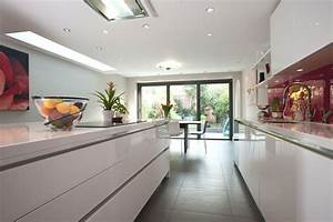 contemporary kitchen design ideas london 05 adelto adelto With centre kitchen design in london