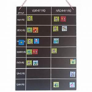 Magnete Für Tafel : girl or boy wochenplan f r kinder ~ Orissabook.com Haus und Dekorationen