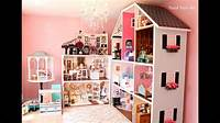 american girl dollhouse HUGE AMERICAN GIRL DOLL HOUSE TOUR!!! NEW! 2018 - YouTube