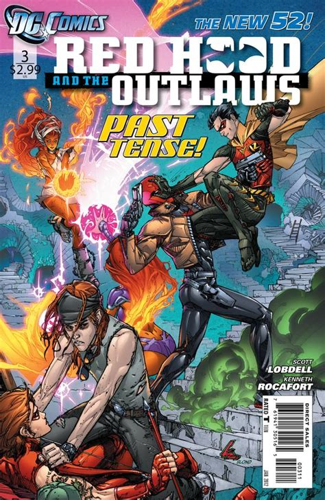 red hood   outlaws vol   dc comics