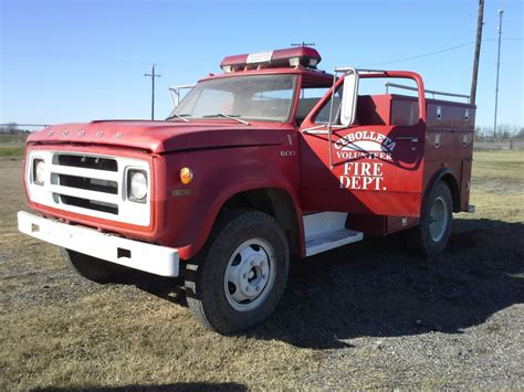 jeep fire truck for sale 1974 dodge d400 rescue
