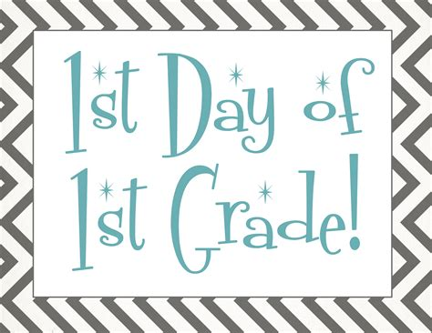 Free Printables For First Grade  First Grade Mini Office Printablesfree Printable Writing