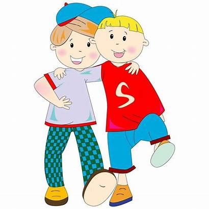 Clipart Friend Helping Cliparts Friends Clip Library