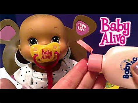 learning melissa doug toy baby alive  waffles