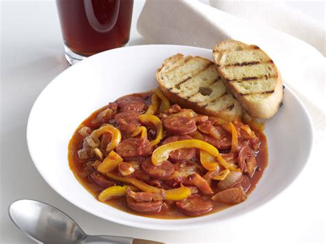 cuisine ales hungarian sausage stew with ale recipe food wine