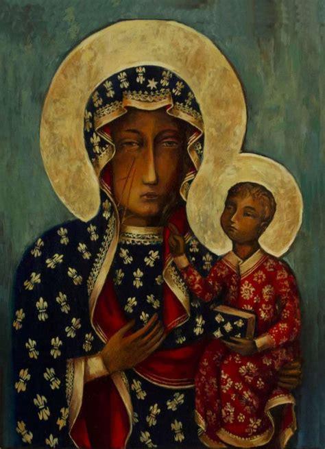 san giovanni paolo ii  la devozione della polonia  maria