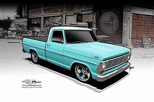 This 1967 Ford F