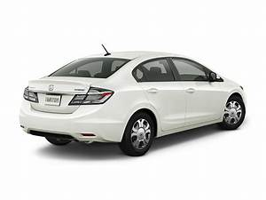 Honda Civic Hybride : 2013 honda civic hybrid price photos reviews features ~ Gottalentnigeria.com Avis de Voitures