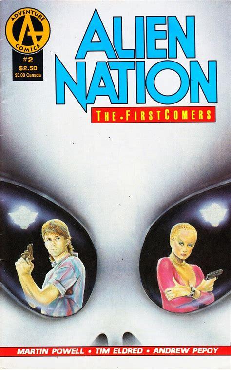 Pin on Alien Nation