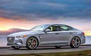 2019 Genesis G70 Heads To The Us This Summer With A Manual Transmission  U00bb Autoguide Com News