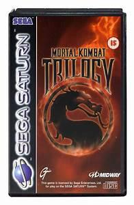 Buy Mortal Kombat Trilogy Saturn Australia