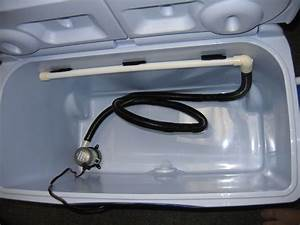 Portable Livewell  This Is To Keep Your Fish Alive When