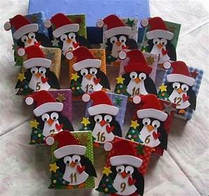 Adventskalender Kinder Basteln : adventskalender pinguin von wollzottel auf a wollzottel pinterest ~ Eleganceandgraceweddings.com Haus und Dekorationen