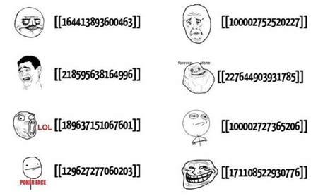 Memes Emoticons - emoticons para face dos memes image memes at relatably com