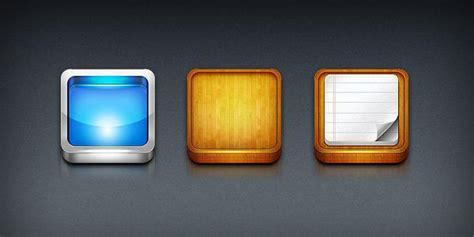 android  ios app icon  psd files psddude