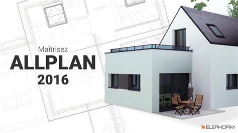 apprendre allplan 2016 le logiciel d architecture 3d pour le bim elephorm