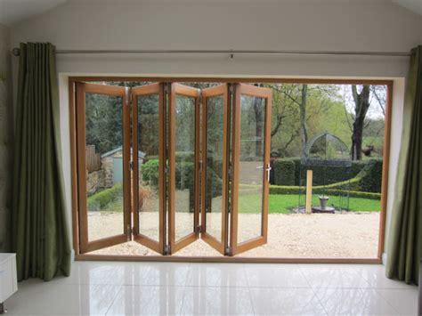 different types of exterior folding sliding patio doors