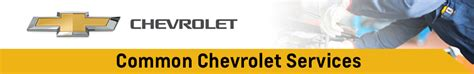 Portland Chevrolet Service Information  Chevy Cars Trucks