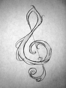 How To Draw A Treble Clef  Step By Step Instructions