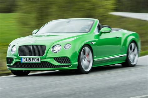 2016 Bentley Continental Gt Convertible Pricing