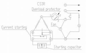 Hermetic Compressor Wiring Diagram