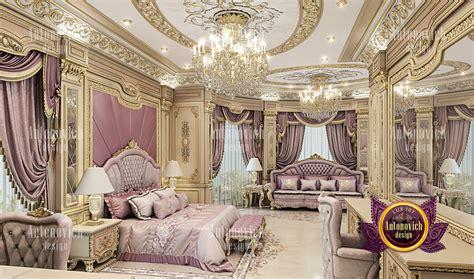Royal luxury bedroom