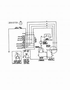 Kenmore 25370103001 Room Air Conditioner Parts