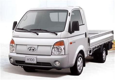 Hyundai H100 Picture by Hyundai H 100 2 5l Tdi Elwb 2014