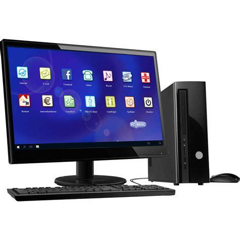 desktop computer voor ouderen pc basic computers comfortadvies