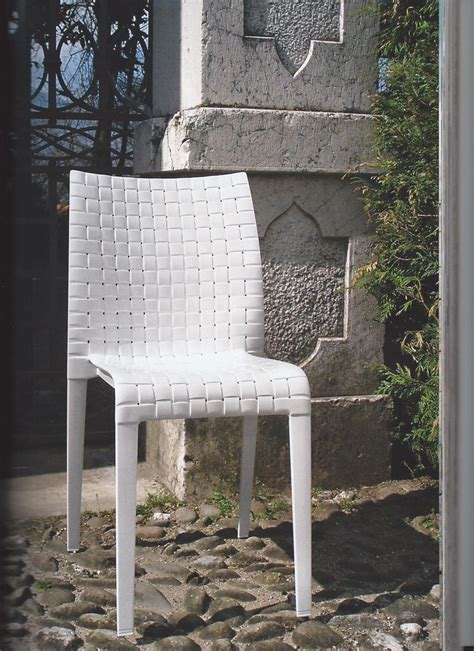 kartell chaises chaise ami ami kartell styles decoration