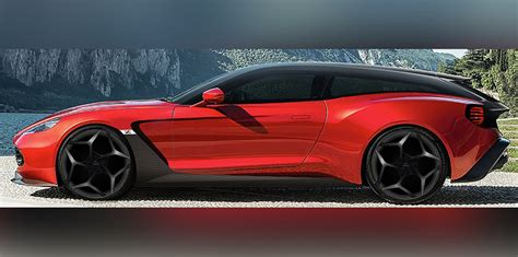 Aston Martin Vanquish Zagato Speedster And Shooting Brake