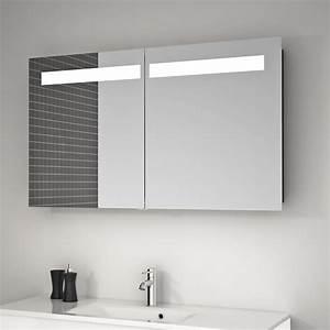 Großer Spiegel Mit Beleuchtung : spiegelschrank licht bestseller shop f r m bel und ~ Michelbontemps.com Haus und Dekorationen