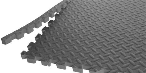 Foam Tile Flooring Cap by Garage Flooring Options Protect Your Equipment And