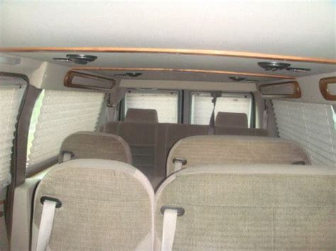 sell   ford econoline  passenger quigley