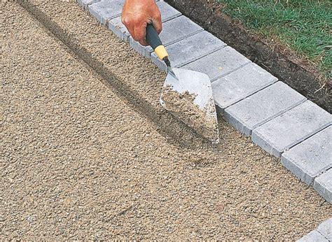how to lay gravel how to lay paving blocks gravel asphalt ideas advice diy at b q