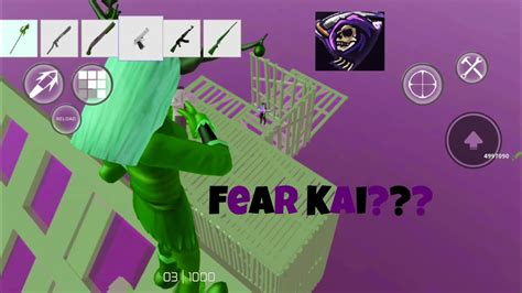 team fear im drkai  underrated mobile player