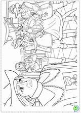 Musketeers Dinokids sketch template