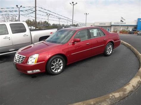 how petrol cars work 2009 cadillac dts head up display buy used 2009 cadillac dts platinum sedan 4 door 4 6l in greeneville tennessee united states